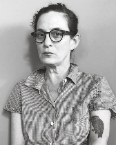 Platinotype portrait of Jocelyn Saidenberg
